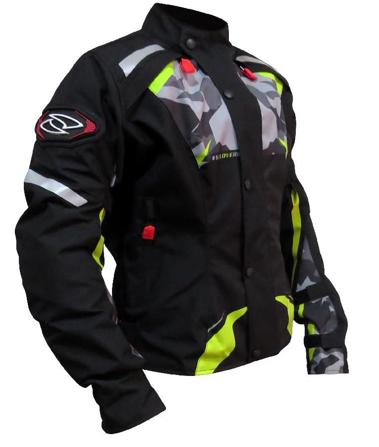 b883db8719f Chaquetas para Moto Ultralight Mujer - Pigmalion