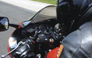 Depreciación de una moto
